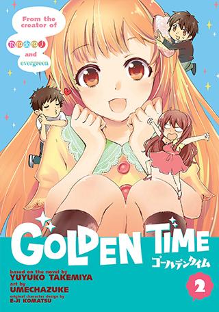 Golden Time Vol.2