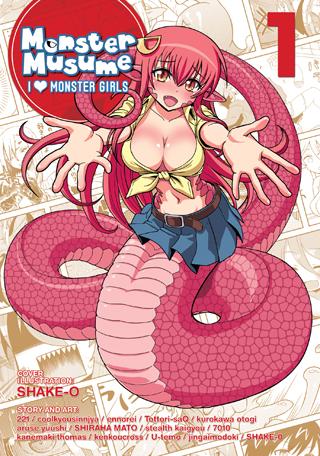 Monster Musume: I Heart Monster Girls Vol. 1