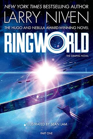 Ringworld: The Graphic Novel, Part One