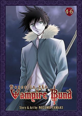 Dance in the Vampire Bund Omnibus 2 (Vols. 4-6)