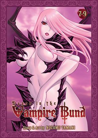 Dance in the Vampire Bund Omnibus 3 (Vols. 7-9)