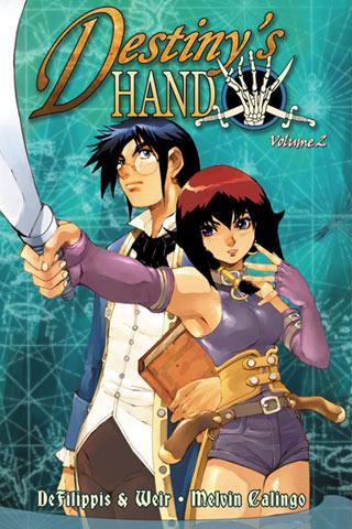 Destiny's Hand Vol. 2