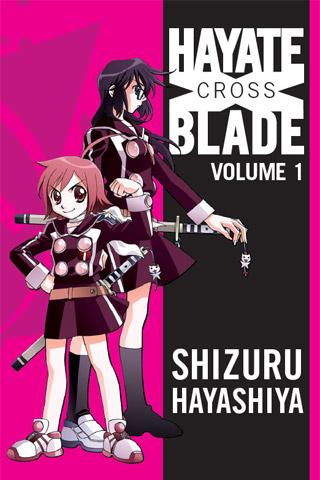 Hayate X Blade Vol. 1