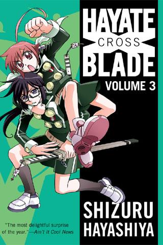 Hayate X Blade Vol. 3