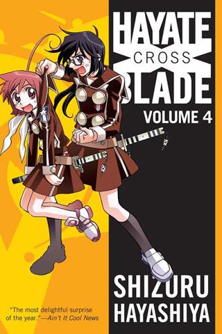 Hayate X Blade Vol. 4