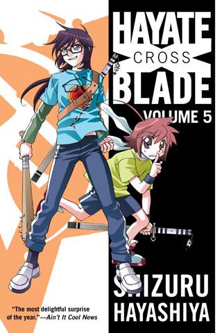 Hayate X Blade Vol. 5