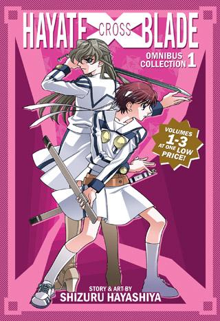 Hayate X Blade Omnibus Collection 1 (Vol. 1-3)
