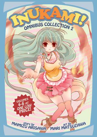 Inukami: Omnibus Collection 2 (Vol. 4-6)