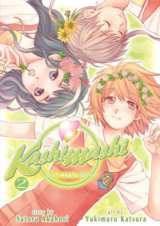 Kashimashi ~Girls Meets Girl~ Vol. 2