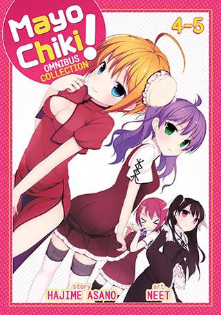 Mayo Chiki! Omnibus 4-5