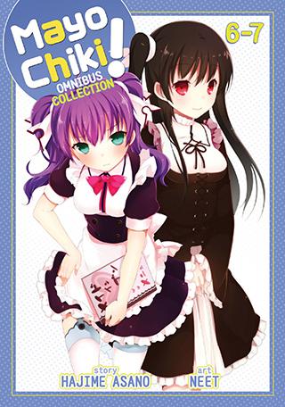 Mayo Chiki! Omnibus 6-7