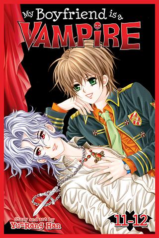 My Boyfriend is a Vampire: Volume 11-12