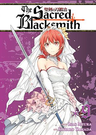The Sacred Blacksmith Vol. 9