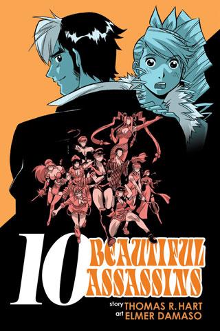 10 Beautiful Assassins Vol. 1