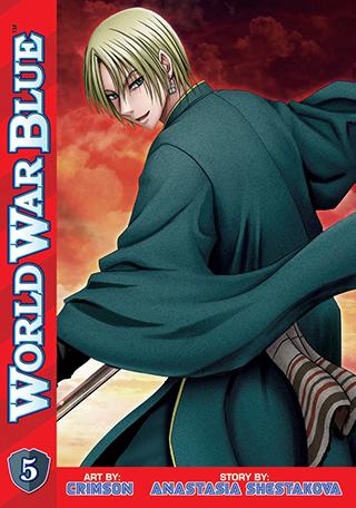 World War Blue Vol. 5