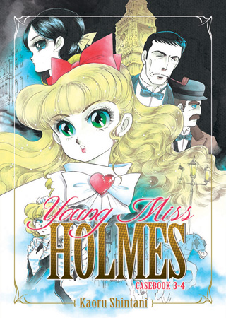 Young Miss Holmes Casebook 3-4