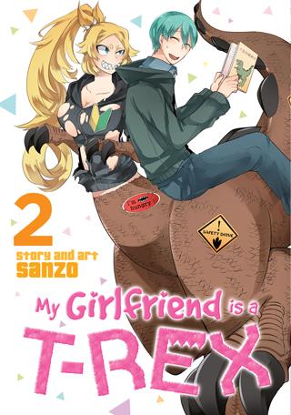 My Girlfriend is a T-Rex Vol. 2