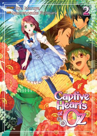 Captive Hearts of Oz Vol. 2