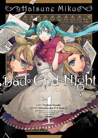 Hatsune Miku: Bad∞End∞Night Vol. 1