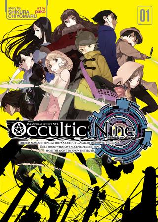 Occultic;Nine Vol. 1