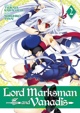 Lord Marksman and Vanadis Vol. 2