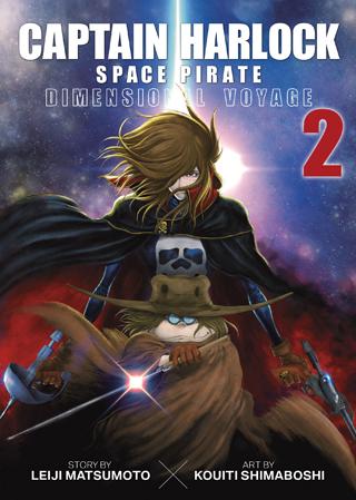 Captain Harlock: Dimensional Voyage Vol. 2