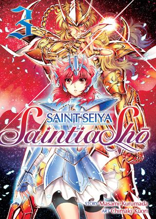 Saint Seiya: Saintia Shō Vol. 3
