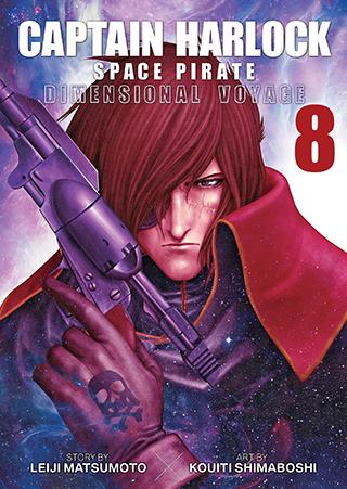 Captain Harlock: Dimensional Voyage Vol. 8