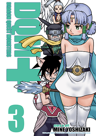 Dragon Quest Monsters+ Vol. 3