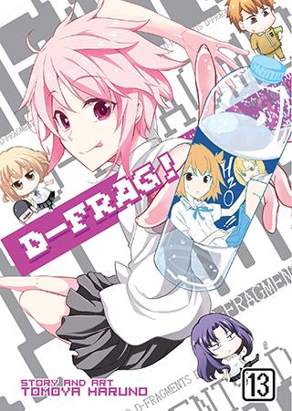 D-Frag! Vol. 13