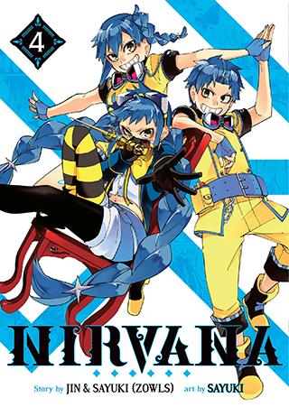 Nirvana Vol. 4