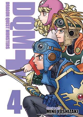 Dragon Quest Monsters+ Vol. 4