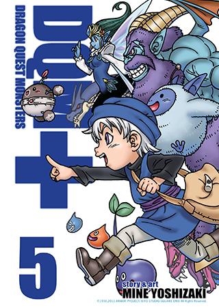 Dragon Quest Monsters+ Vol. 5