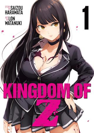 Kingdom of Z Vol. 1