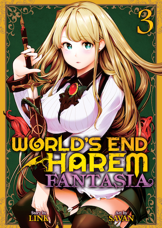 World's End Harem: Fantasia Vol. 3