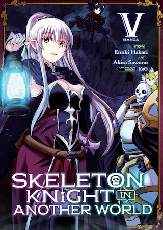 Skeleton Knight in Another World (Manga) Vol. 5