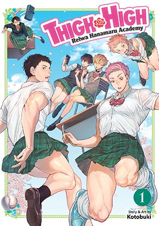 Thigh High: Reiwa Hanamaru Academy Vol. 1