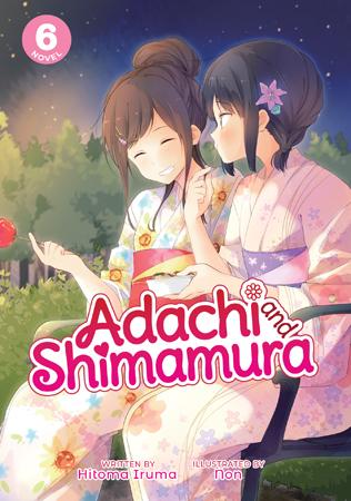 Adachi and Shimamura (Light Novel) Vol. 6