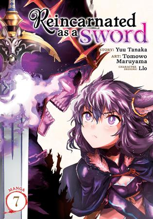 Reincarnated as a Sword (Manga) Vol. 7