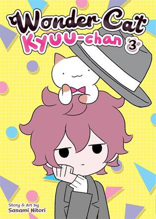 Wonder Cat Kyuu-chan Vol. 3