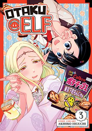 Otaku Elf Vol. 3