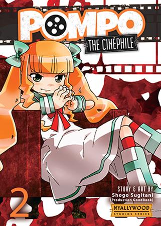 Pompo: The Cinéphile Vol. 2